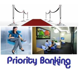 priority banking requirement