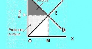 concept of consumer surplus in diagram