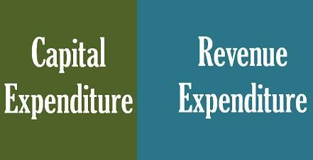 Photo of Difference Between Capital And Revenue Expenditures
