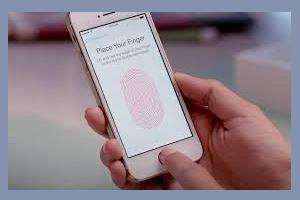 Photo of iPhone 6 fingerprint scanner hacked
