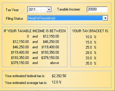 how to calculate income tax paid