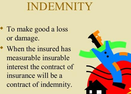 Photo of The Principle Of Indemnity In Insurance Contracts