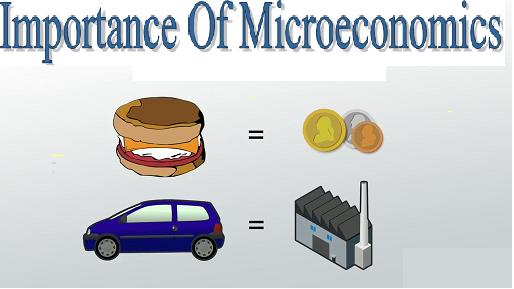 importance of microeconomics