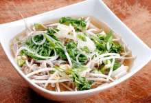 Ramel and Pho Soup restaurant and recipe